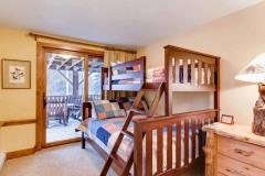 Two Bunk Bedrooms