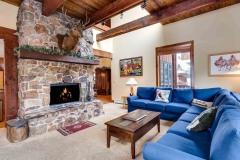 Three Fireplaces